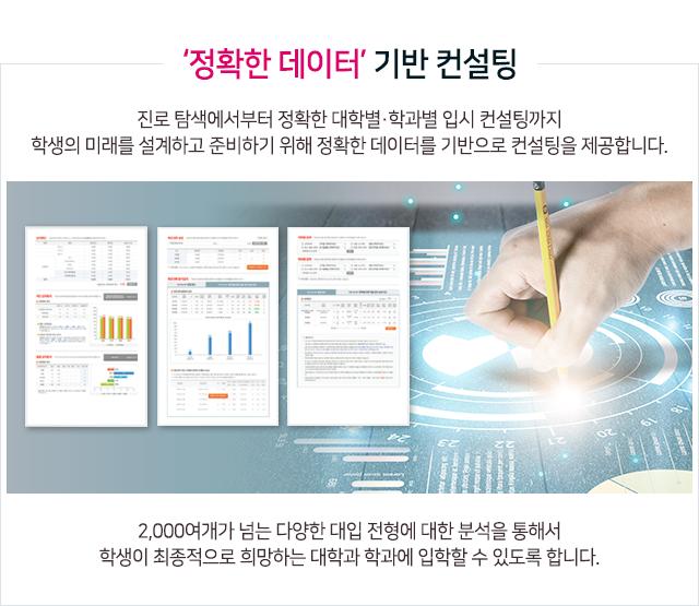 정확한 데이터 기반 컨설팅
